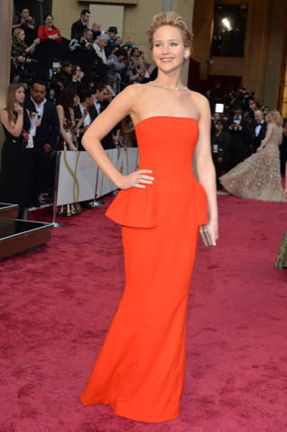 Jennifer in Dior