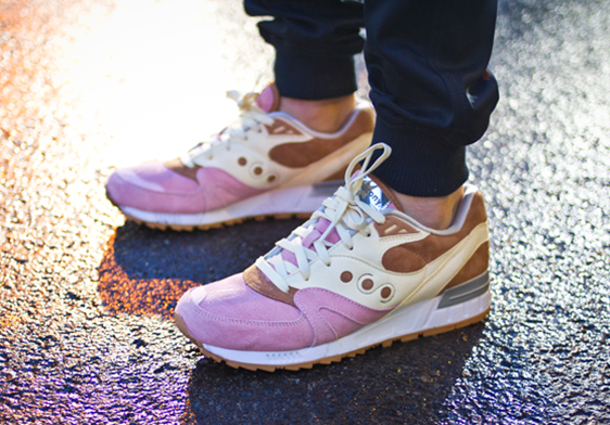 Saucony Rose Pale