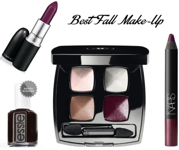 best fall make up
