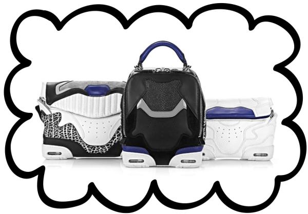 wang sneaker bag