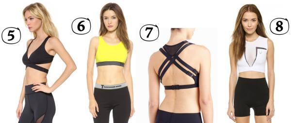 sports bras 2