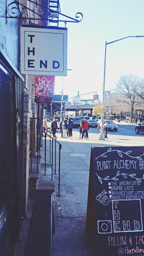 The End Brooklyn